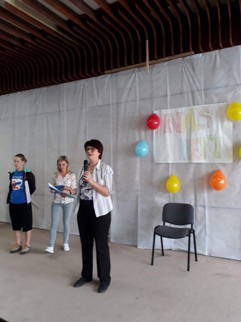 V utorok 26.6.2018 Centrum voľného času usporiadalo II. ročník akcie pod  názvom Náš deň 67c23602117